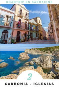 Deuxième étape de notre roadtrip en Sardaigne dans la jolie province de Carbonia Iglesias avec plein de superbes paysages !