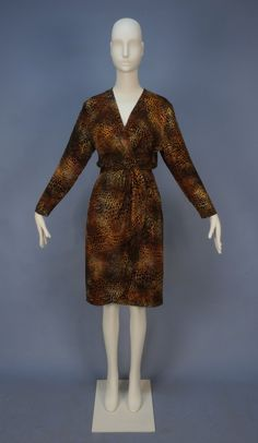 Dress Hanae Mori, 1980s Whitaker Auctions