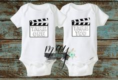 TWIN Take One Take Two  Boy Or Girl Options Baby by MayLittles