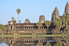 Cambodia-Angkor Wat. One of the best vacations and a must see. Can not wait to go back