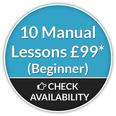 10 DRIVING LESSONS £99* http://bit.ly/1FAYmZQ