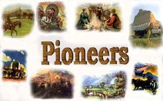 Can be used for our unit on Pioneers.