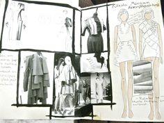Fashion Design Explore: Research A
