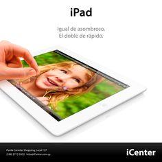 iPad de cuarta generación.