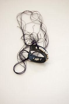 Izabella Petrut - Moon eclipse - necklace