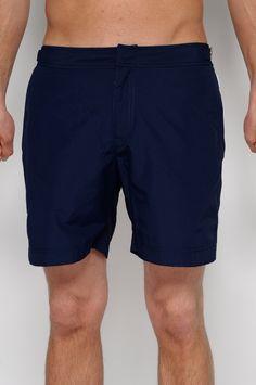 ORLEBAR BROWN Bulldog Navy Shorts