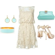 Love this dress!, created by paulette-lanni on Polyvore