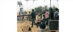 Chiranjeevi Leaked Photos at Bruce Lee Shooting Spot