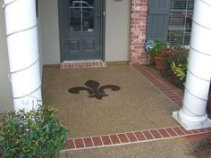 1000 Images About Louisiana Decorative Concrete