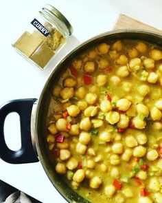 Naut In Sos Curry - Retete cu Tania Indiana, Chana Masala, Fără Gluten, Foodies, Cooking, Ethnic Recipes, Kitchen, Brewing, Cuisine