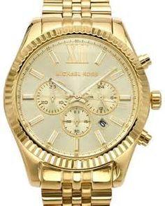 ba9dd50f17d5 michael kors watches for men - Bing images Michael Kors Gold