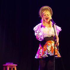 @katemillerheidke performing at the 40th Port Fairy Festival.  Photo regram from @davidbrewsterphoto #pfffpics by pfffpics http://ift.tt/1UokfWI