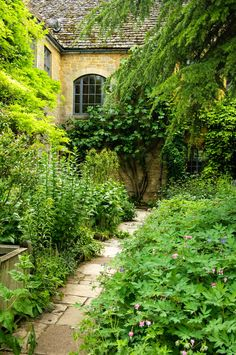Hidcote Gardens in the Cotswolds