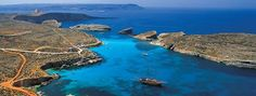 Comino, Gozo, Malta with St Andrews Divers Cove