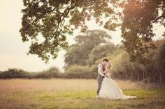 Dusky Pink Fairytale Wedding in An English Barn // Katy Lunsford Photography