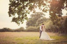 Dusky Pink Fairytale Wedding in An English Barn // Katy Lunsford Photography