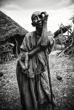 The Daily Life of African Tribes -  by Mario Gerth