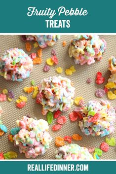 So cute, so tasty, so easy to make! All the things I love in a fun treat! Crunchy, fruity, and sweet...what's not to love?