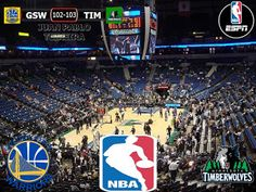 NBA 2016/17: Golden State Warriors 102-103 Minnesota Timberwolves