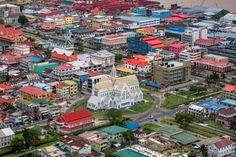 Beautiful Georgetown, Guyana - photo