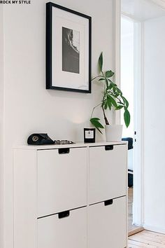 If You Have A Small Hallway How Can You Organize Storage So That - 63 clever hallway storage ideas