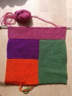 Crochet Mandala Pattern, Crochet Blanket Patterns, Knitting Patterns, Crochet Jumper, Knit Crochet, Knitted Blankets, Knitting Designs, Ideas, Knitted Throws