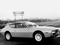 fuckyeahconceptcarz: 1967 Lancia Flavia Super Sport (815)...