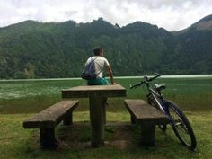 how to travel without money tips budget - rent a bike