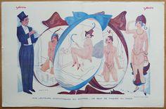 Sacha Zaliouk (1887 – 1971). Le Sourire, 24 Mars 1932. [Pinned 27-iii-2016]