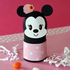 minnie mouse easter egg