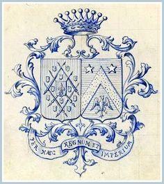 Blason,Villeneuve/Bonaparte