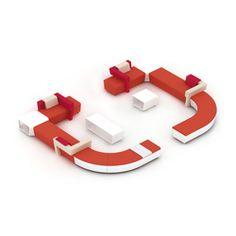 LTB | Lounge sièges de travail | Haworth