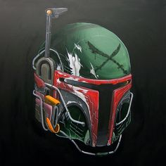 SpankyStokes.com | Vinyl Toys, Art, Culture, & Everything Inbetween: Clogtwo x Mighty Jaxx - 'Die Jedi Scum series: Boba Fett' fine art print release