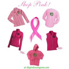 """Shop Pink"" by thepinkmonogram on Polyvore www.thepinkmonogram.com"