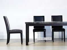 ifurniture Price: $799   PASADINA 7 PCs Marble Top Dining Set *Dark , Dining Room, NZ's Largest Furniture Range with Guaranteed Lowest Prices: Bedroom Furniture, Sofa, Couch, Lounge suite, Dining Table and Chairs, Office, Commercial & Hospitality Furniturte
