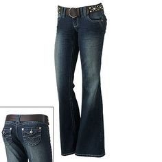 Angels Flare Jeans