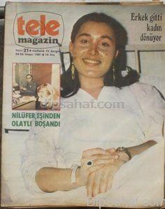 TELE MAGAZİN sayı:21 NİSAN 1981