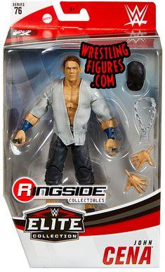 John Cena Toys, John Cena Action Figure, Figuras Wwe, Nascar Racing, Auto Racing, Wwe Toys, Pennywise The Clown, Wwe Action Figures, Wwe Elite