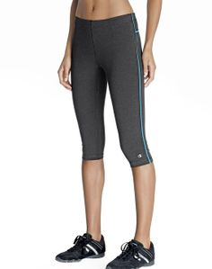 Champion Women`s Power Cotton Fitted Knee Tight