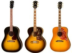 Gibson Acoustic Guitars