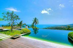 senggigi beach - lombok island - indonesia
