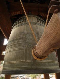 Temple Bells | Todai-ji temple bell, Nara