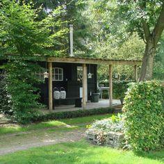 Charmecamping op Fietse | kleine camping Drenthe