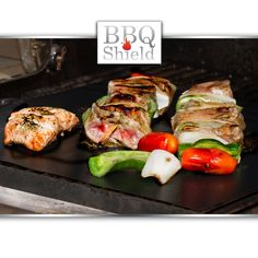 Amazon: BBQ Grill Mat - Set of 2 100% Non-stick and Reusable PFOA Free - Great on Charcoal, Gas, Big Green Egg, Yoshi and Weber Style Grills - Up to 150% Thicker Than Low Cost Alternatives - No Fall Through, No Flame Ups - Great for Meat, Fish and Veggies - Easy Cleanup, Dishwasher Safe