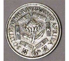 rare coins of Africa Old Coins Value, Cape Colony, Protea Flower, Learning Websites, Gold And Silver Coins, Coin Values, World Coins, Rare Coins, King George