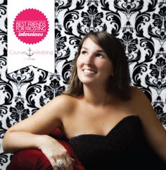 Best Friends For Frosting Interviews Stephanie Frazier Grimm from Couture Wedding Design