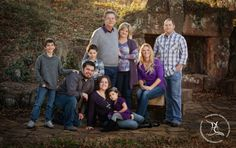 @Stacy Stone Stone Tucker-Gelow   Levels    large family photo