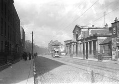 Harcourt Street was another popular haunt for Dublin prostitutes Ireland Pictures, Old Pictures, Old Photos, Vintage Photos, Dublin Street, Dublin City, Ghost Photos, Photo Engraving, Dublin Ireland