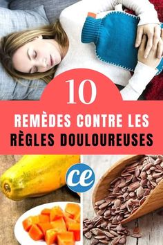 10 Remèdes Efficaces Contre Les Règles Douloureuses. Wellness, Breakfast, Ethnic Recipes, Health, Easy, Food, Layering, Islam, Blogging