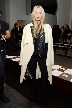 Rachel Zoe Photos: Altuzarra - Front Row - Mercedes-Benz Fashion Week Fall 2015